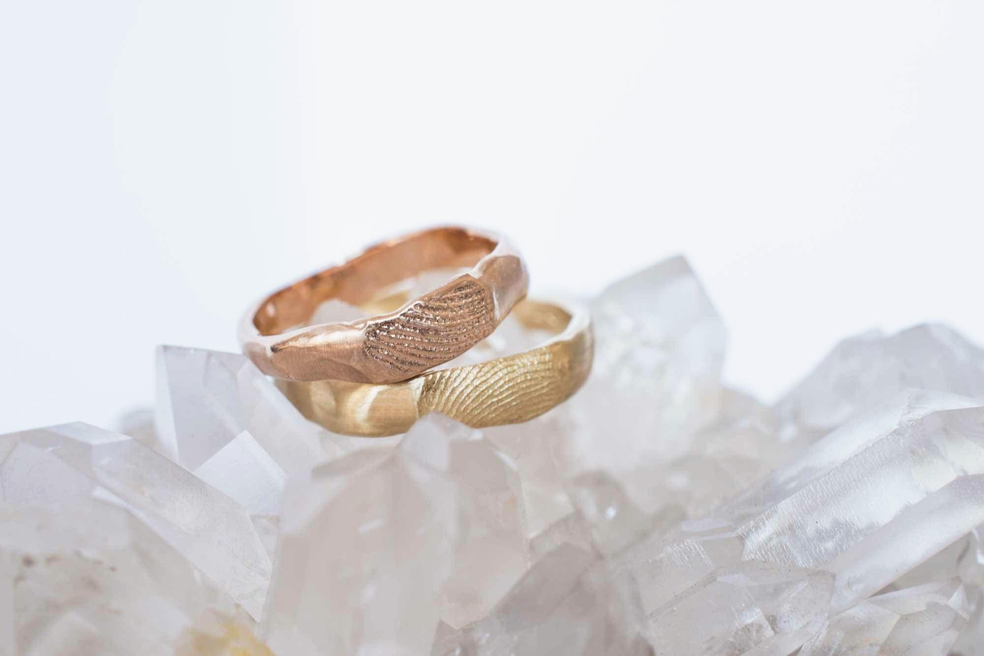 Šperky s otiskem